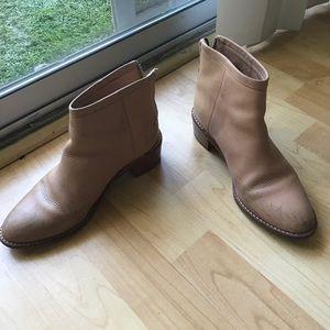 Loeffler Randall Felix boots size 6